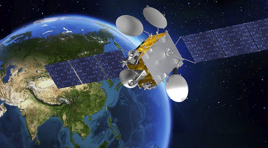 Nepal telecommunication satellite